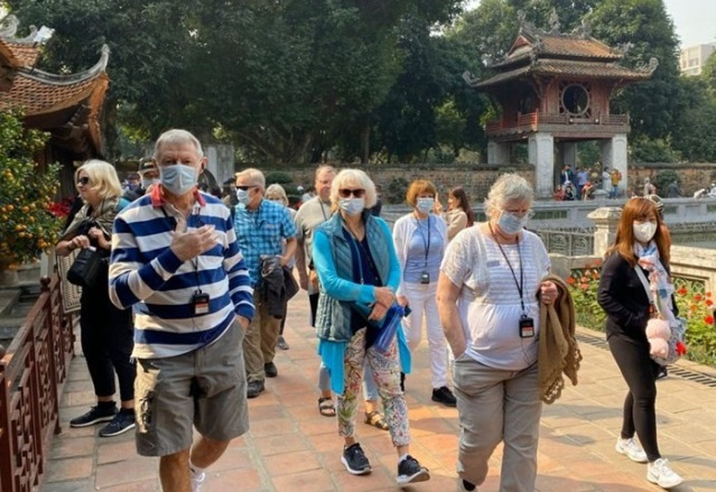 Vietnam serves 8,800 international tourist arrivals in June 2020