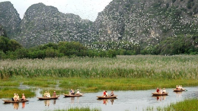 Van Long Wetland Nature Reserve becomes Viet Nam's ninth Ramsar site
