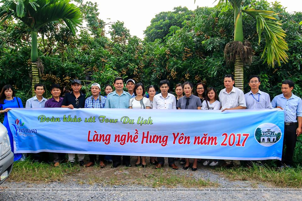 Ninh Binh Department of Tourism participated in the survey program and Workshop