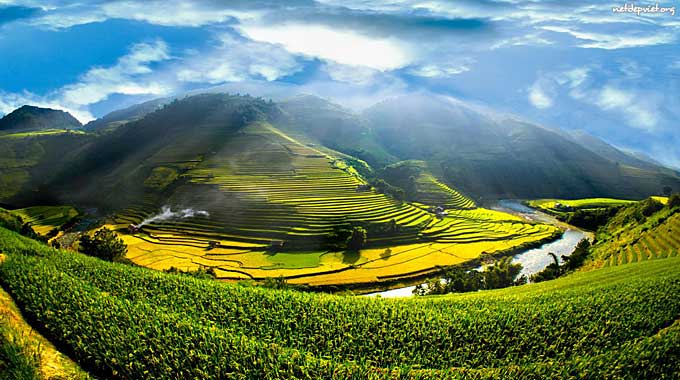Bac Son Valley- Green paradise