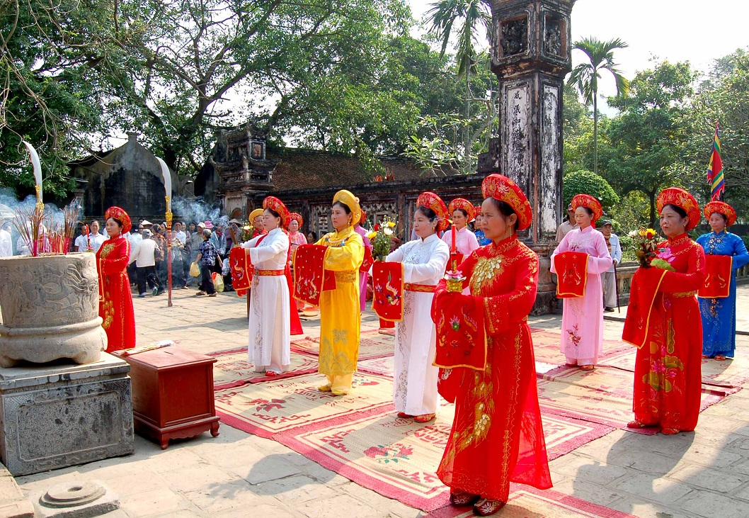 The diversity of cultural, sports and tourism activities in Hoa Lu Festival 2019