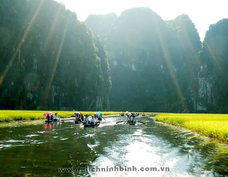 Trang An Scenic Landscape Complex – a convergence of cultural and natural values