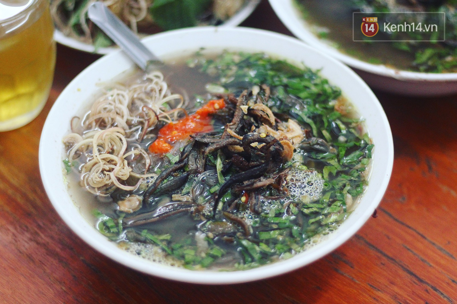 Eel vermicelli of Ninh Binh - a flavor of homeland