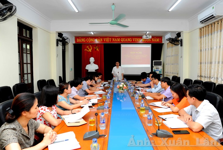 Ninh Binh Department of Tourism held a conference on preliminary review of the first 6 months and implemented tasks in the last 6 months of 2019