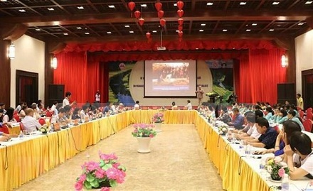 Seminar discusses world heritage conservation in Vietnam